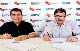 Hascevher, 11 MW'lik dev GES yatırımı için Generalsolar ile anlaştı