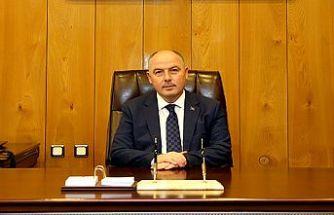 Vali Coşkun'dan 30 Ağustos Zafer Bayramı kutlama mesajı