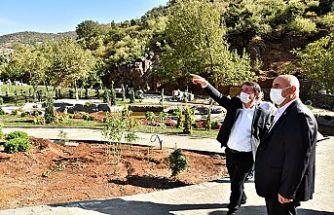 Türkoğlu ilçesinde hizmetler devam ediyor