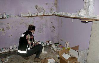 Kahramanmaraş'ta kaçak polikliniklere operasyon