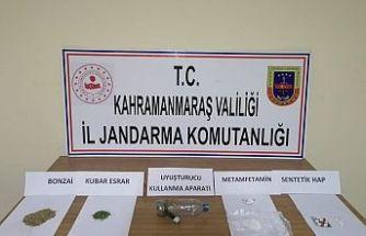 Uyuşturucu operasyonu:14gözaltı