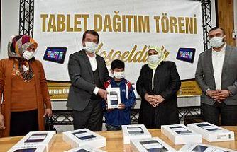 Türkoğlu Belediyesi'nden eğitime destek