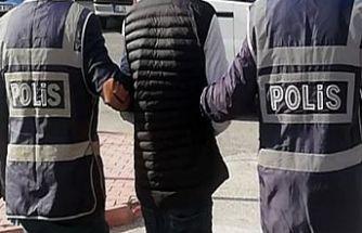 Çeşitli suçlardan hapis cezasıyla aranan şüpheli yakalandı