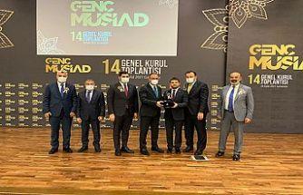 Genç MÜSİAD Kahramanmaraş Türkiye birincisi oldu