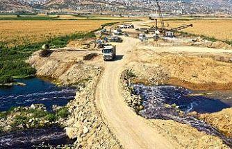 Önsen Köprüsü yıl sonuna tamamlanması hedefleniyor
