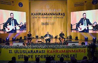 Karacaoğlan'dan Neşet Ertaş'a unutulmaz türküleri seslendirildi