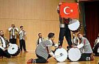 Kahramanmaraş'ta Türkü gecesi