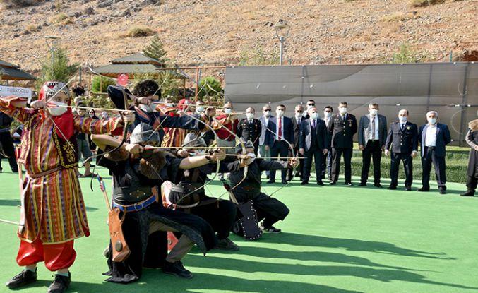 29 Ekim Cumhuriyet Bayramı Türk okçuluğu müsabakası