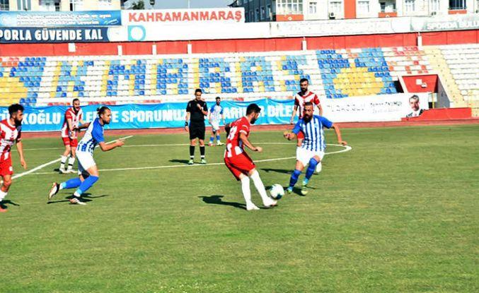 Türkoğlu Belediye Spor rakibini 2-1 yendi