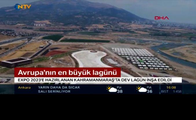 Onikişubat EXPO 2023 Türkiye gündeminde