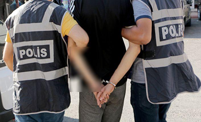 Azılı hırsız tutuklandı