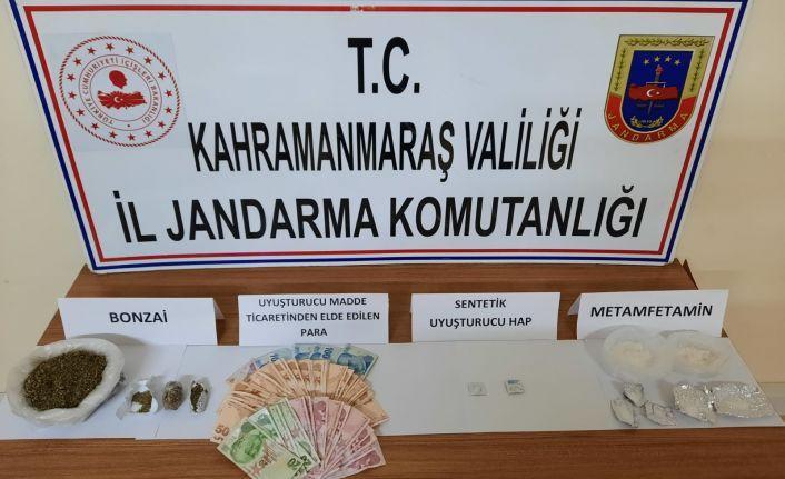 Uyuşturucu operasyonlarında 14 kişi yakalandı